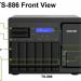 QNAP TS-686 и TS-886: новые NAS для бизнеса