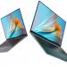 HUAWEI представила ноутбуки с сенсорным экраном и чипом Intel 11-го поколения